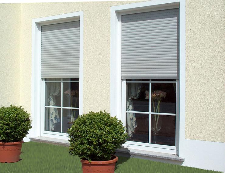 Aussenrolläden und Fensterläden