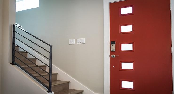 Türprofile aus verschiedenen Materialien