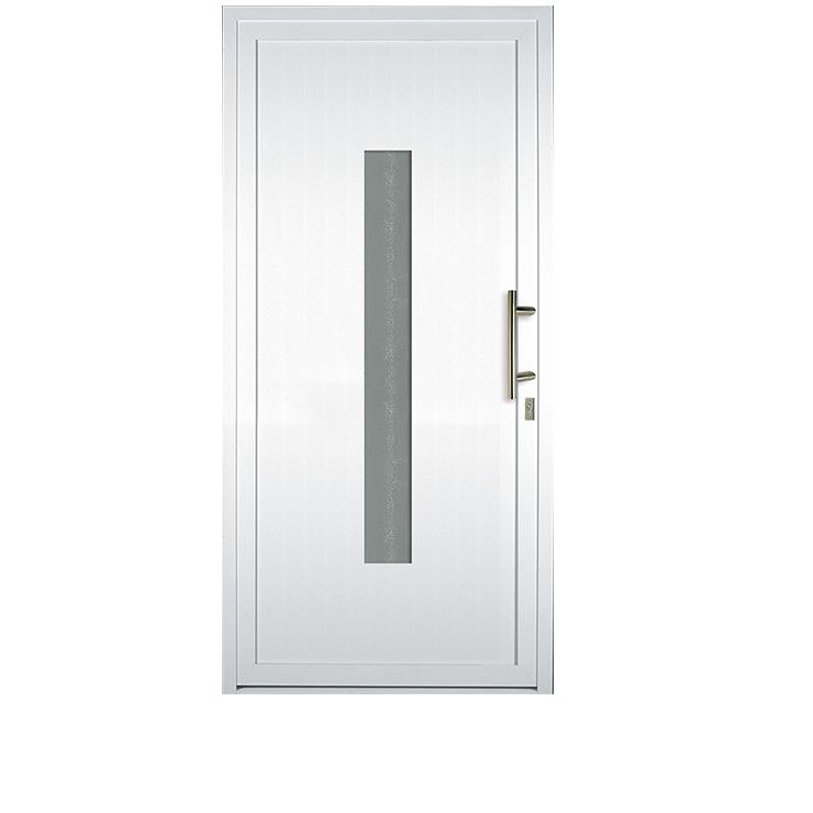 Eingangstüren aus Aluminium