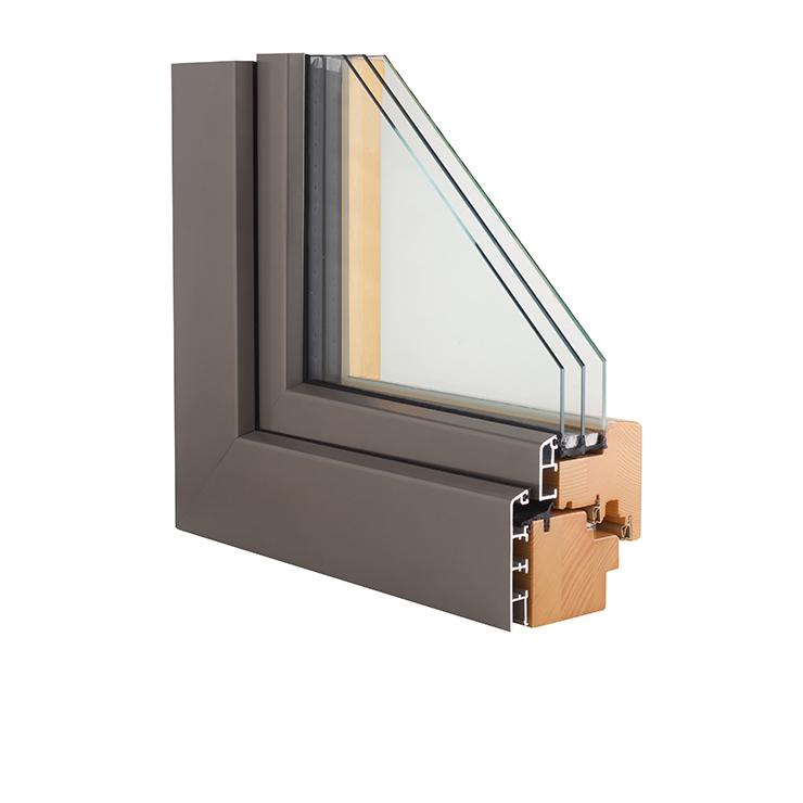 Holz/Aluminium Serie 78